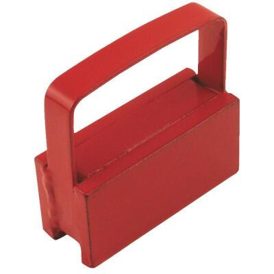 Master Magnetics 2 in. 3/4 in. 1 in. Handle Magnet