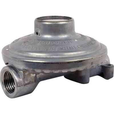 MR. HEATER 1/4 In. FPI x 3/8 In. FPO Low Pressure LP Low-Pressure Regulator