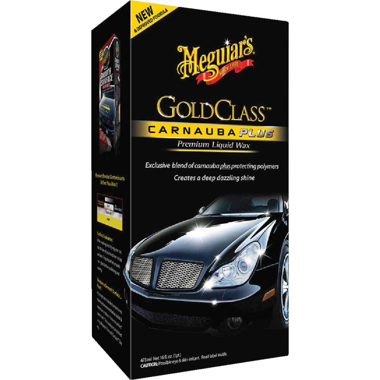 Meguiars Gold Class 16 oz Liquid Car Wax Image 1